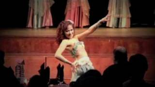 Tina-Louise Egyptian Belly Dancer Thumbnail