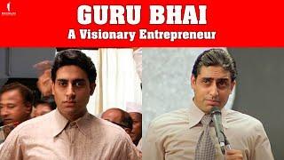 Abhishek Bachchan is Unstoppable   Guru   Movie Scene   Aishwarya Rai