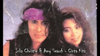 Download Mp3 Inka Christie & Amy Search - Nafas Cinta