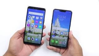 Oppo Realme 2 Vs Realme 1 Comparison [Design, Performance, Camera, Battery] Hindi