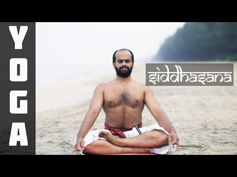 Yoga: How to Practice Siddhasana