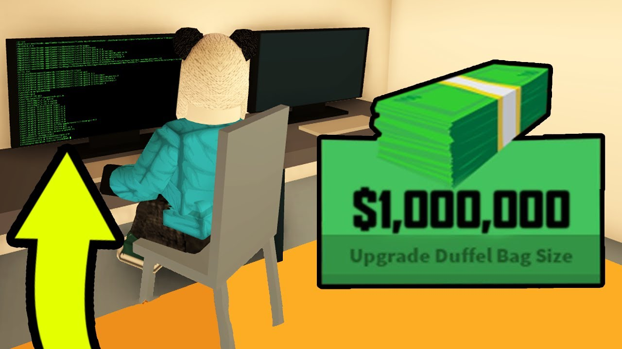 New How To Make Insane Money In Jailbreak Roblox - how to get lots of money in jailbreak without robux