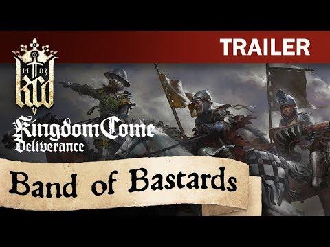 Kingdom Come: Deliverance - Band of Bastards Trailer