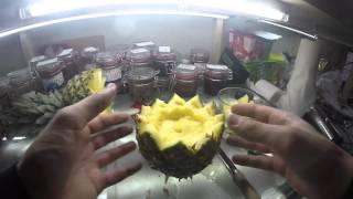 Кальян на ананасе