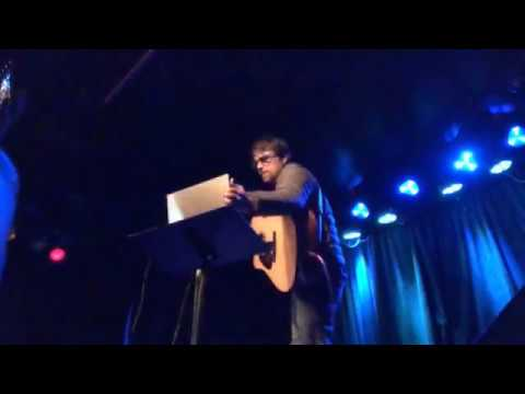 Rivers Cuomo! Live! Acoustic! Beat Kitchen Chicago - Full Show - April 10, 2018