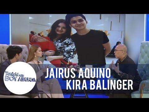 TWBA: Kira Balinger and Ryle Santiago&39;s current relationship