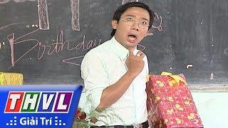 THVL | Tiểu phẩm hài: Sinh nhật thầy - Trấn Thành cùng các bé đội kịch quận 1