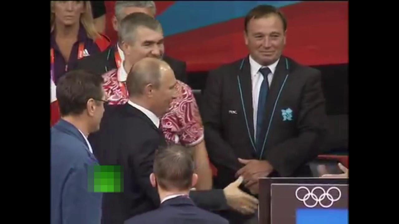 Путин: сказочный или странный?