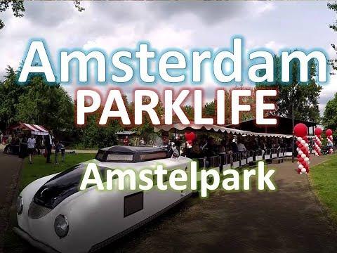 Amsterdam Parklife : Amstelpark
