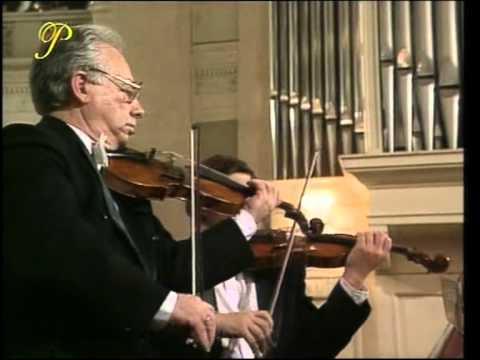 Tchaikovsky  1812 Overture  Leningrad Phil. Yuri Termikanov  Itzhak Perlman
