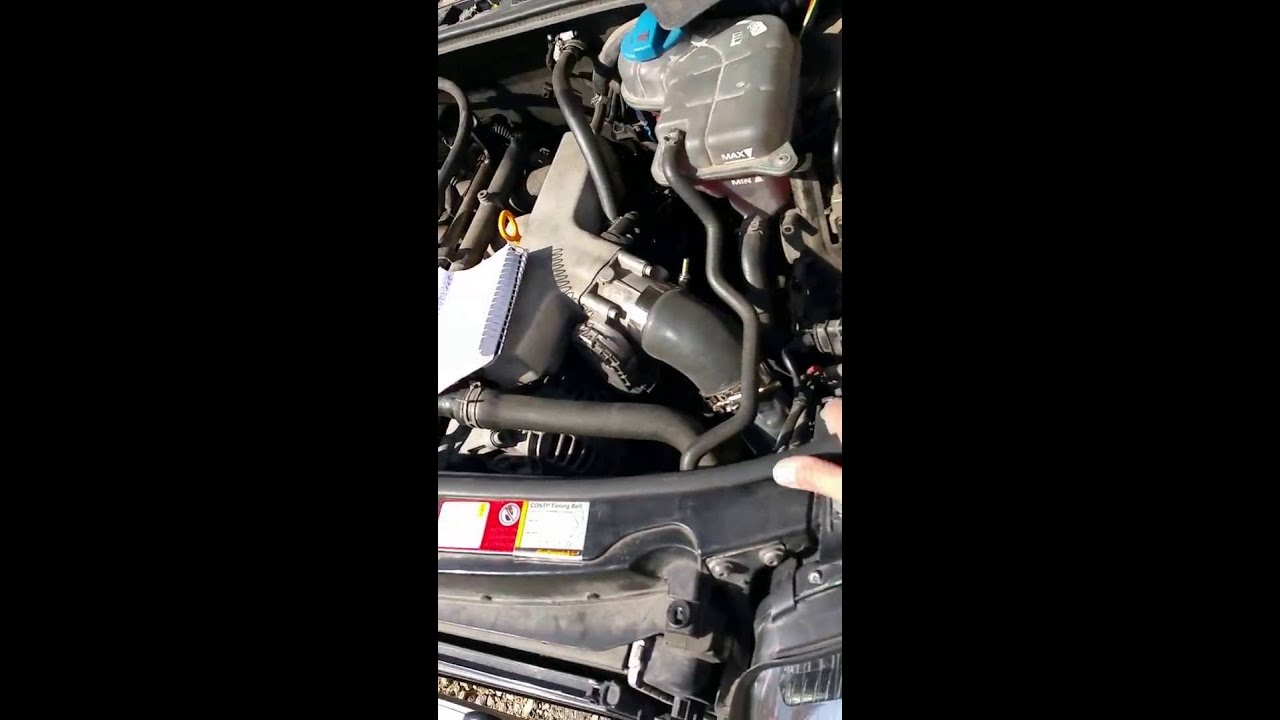 Audi B6 A4 18t Front Mount Intercooler Install Youtube 2003 1 8 Fuse Diagram