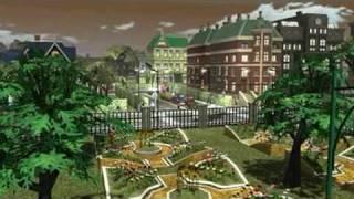 SimCity Societies - Robber Baron Trailer