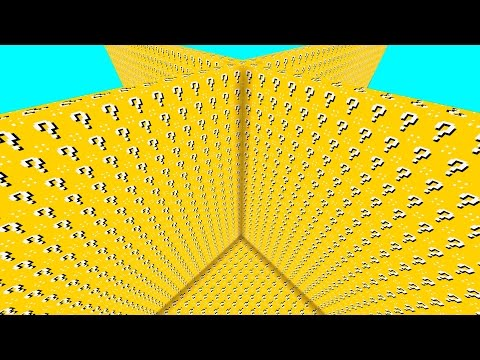НОВЫЕ БЕЗУМНЫЕ ЛАКИ БЛОКИ В МАЙНКРАФТ | ПРОХОЖДЕНИЕ КАРТЫ | КАК ДОБАВИТЬ LUCKY BLOCK В MINECRAFT 1.9