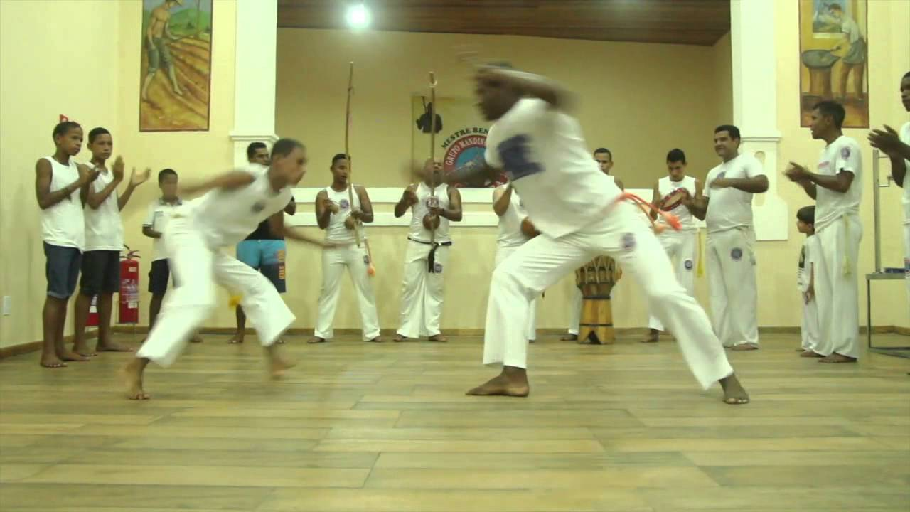 musica de capoeira luta de mandingueiro