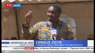 Leaders urge Kenyans to participate in the 2019 census