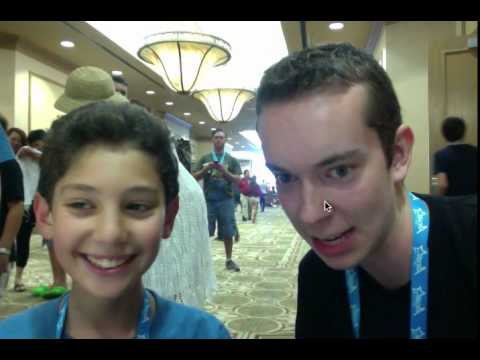 Vlog with Parker Games AKA Mineplex - 16.0KB