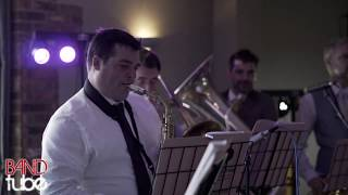Bandtube: Baker Boys Brass Band for Weddings Manchester, Cheshire, North West
