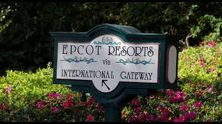 International Gateway Area Music Loop - Epcot