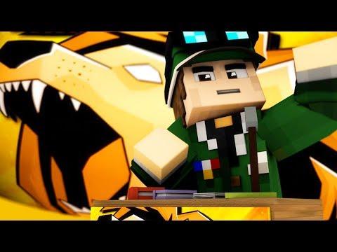 LYON vs ANNA - Minecraft Film