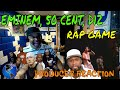 Eminem, 50 Cent, D12   Performing Rap Game in Detroit - Producer Reaction