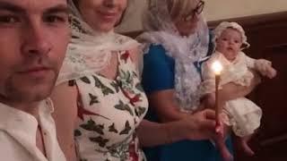 Ольга Рапунцель и Дмитрий Дмитренко показали дочку Василису Дом2 новости 2018