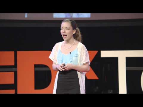 How to make positivity stick | Caitlin Haacke | TEDxTeen