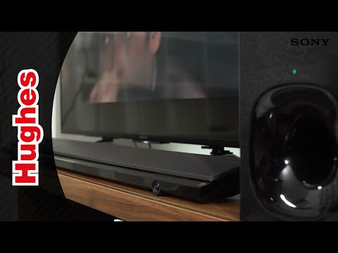 Sony HT-NT5 400W Sound Bar with High-Resolution Audio