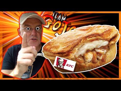 KFC Kentucky Pie Taste Test
