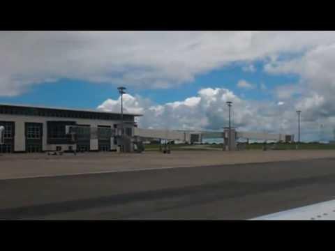 Landing @ Harare international airport. HQ!
