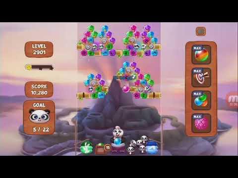 Panda Pop- Level 2901