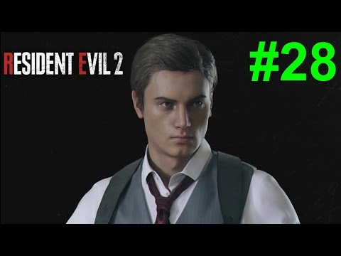 Resident Evil 2 Remake/Biohazard RE2 - [Walkthrough Part 28 - Noir Leon] [Herbicide Cartridge] |