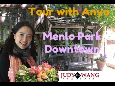 Tour with Anya 灣區 矽谷 房地產  安雅愛看房 Menlo Park Downtown 半日遊
