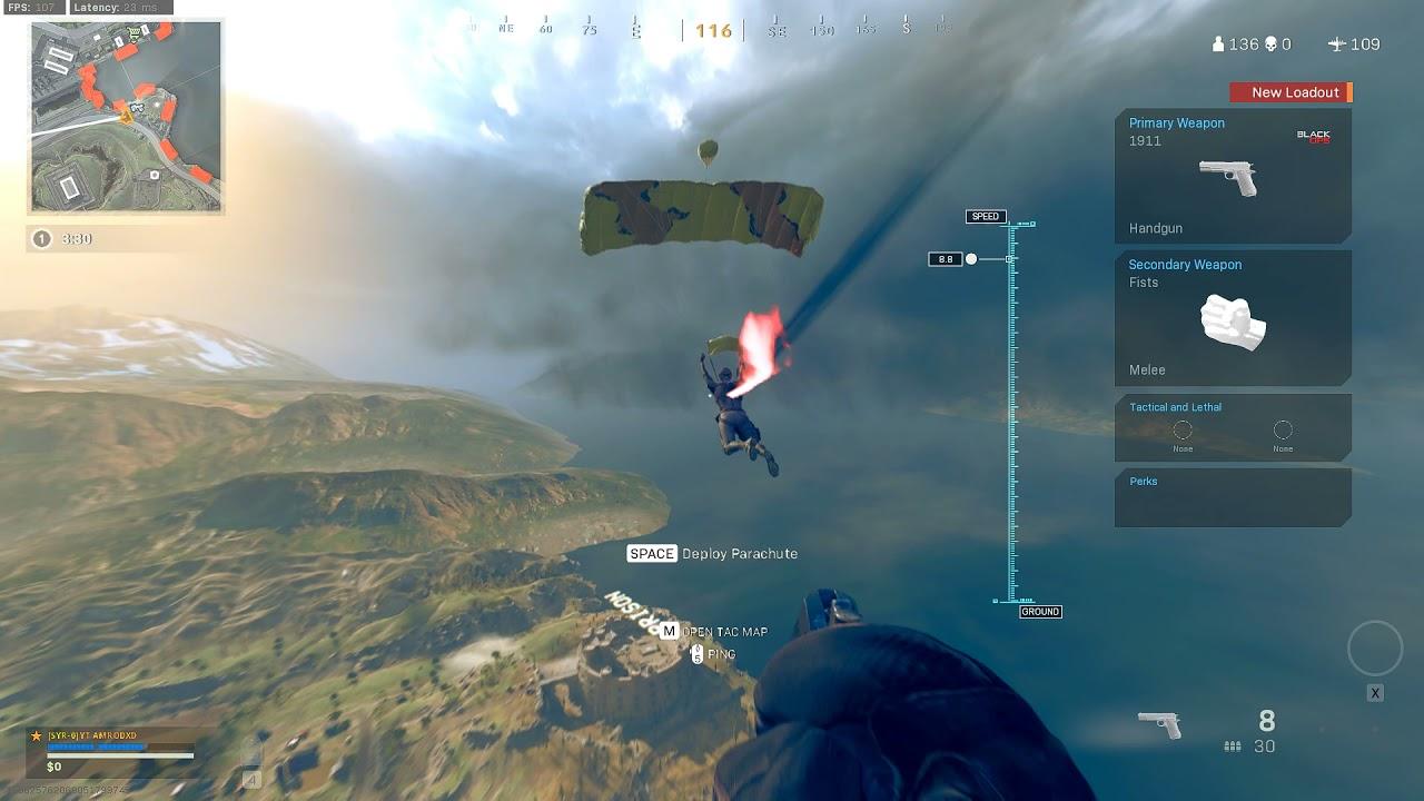 warzone fastest kill ever