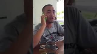 Hót clip  Gọi điện thoại chọc 113 , chết cười với thánh này 2016 giải trí vui cười hài hước hay nhất thumbnail