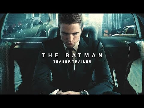 THE BATMAN (2021) Teaser Trailer Concept – Robert Pattinson, Matt Reeves DC Movie