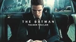 THE BATMAN (2021) Teaser Trailer Concept - Robert Pattinson, Matt Reeves DC Movie