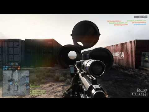 Battlefield 4 Floating Pipe