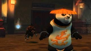 Kung Fu Panda (2008) PC Gameplay HD