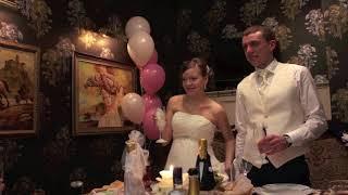 Свадьба Марии и Евгения, трейлер. Монтаж видео в Новосибирске.