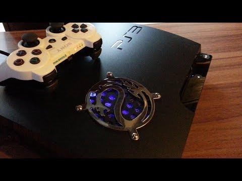 PS3 Slim -Case Cooling Mod- Quick Tutorial By:NSC von YouTube · Dauer:  8 Minuten 39 Sekunden