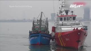 VTC14 | Cứu sống 7 ngư dân gặp nạn trên biển