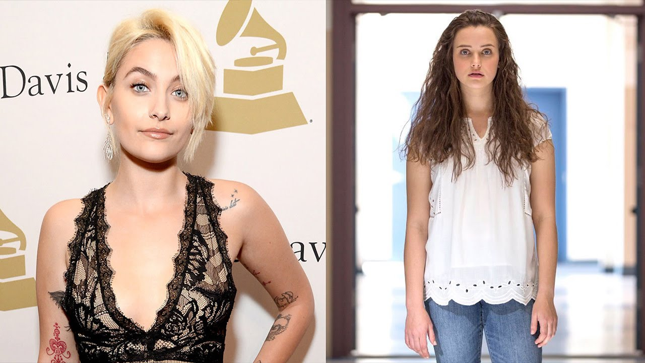 Paris Jackson: 13 Reasons Why is 'extremely triggering'