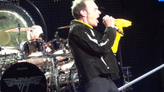 """Everybody Wants Some!"" live Van Halen Chicago 7-24-2015"