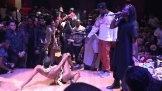 Icon Daesja Mizrahi Ota Performance  @ Status Ball NYC 2016 Part 7