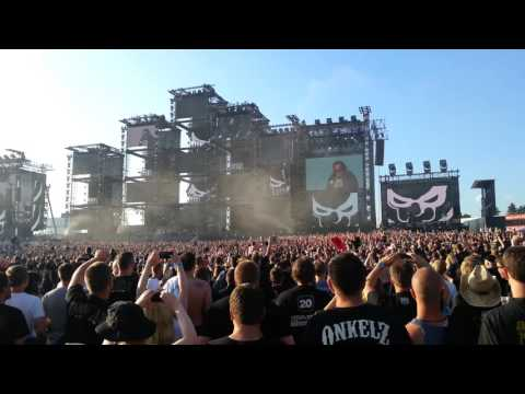 Böhse Onkelz - Matapolo Parte Uno & Viva Los Tioz Live Hockenheimring  2015 mp3