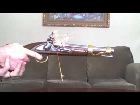 1773 French Sea Service Pistol
