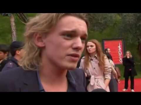 Red Carpet at Rome Film Festival Cameron Bright, and more Volturi
