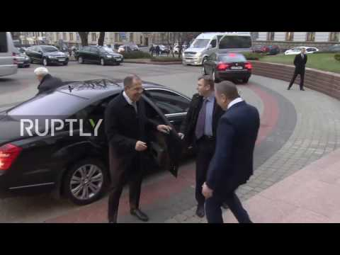 Belarus: Lavrov discusses foreign policy with Belarusian FM Makei