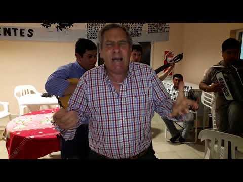 Hugo Aquino recitando ser Mencho. Emprendedores Goya