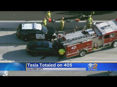 New Safety Concerns For Tesla Autopilot After Latest Crash